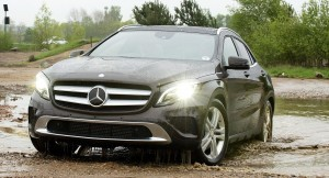 Mercedes-Benz GLA Crossover 3