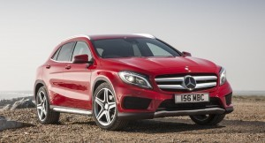 Mercedes-Benz GLA Crossover 4