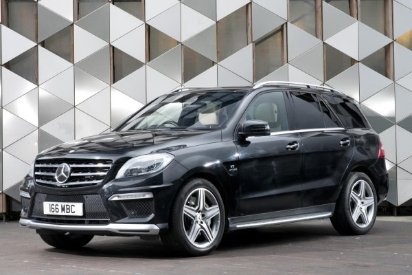 Mercedes-Benz ML63 AMG 1