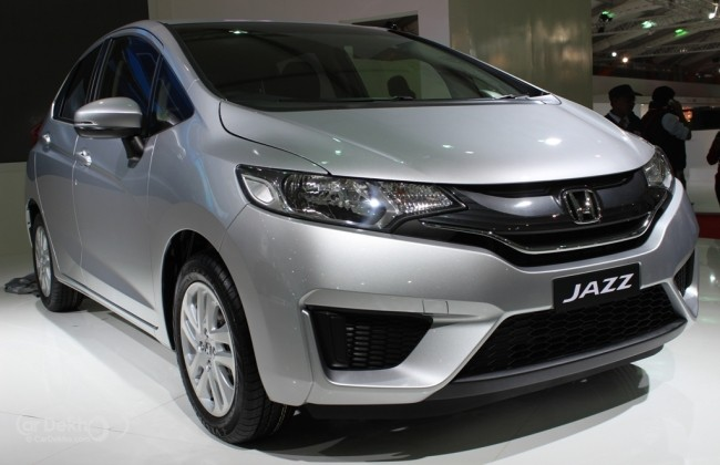 New Generation Honda Jazz