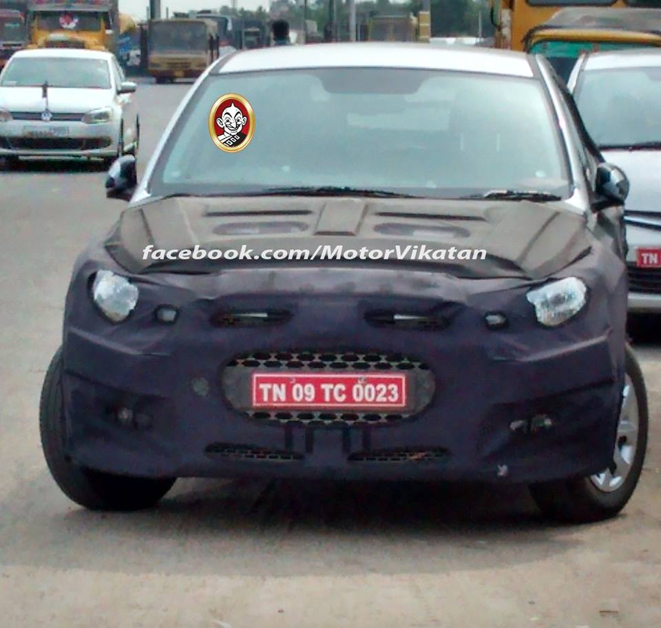 2015 hyundai i20 spied; india launch could happenyear end
