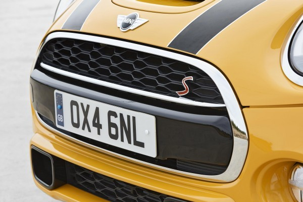 New generation MINI grille