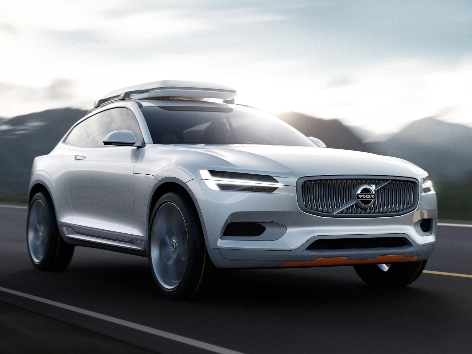 New 2015 Volvo XC90 SUV