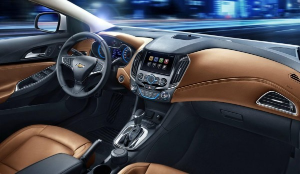 2015-16 Chevrolet Cruze