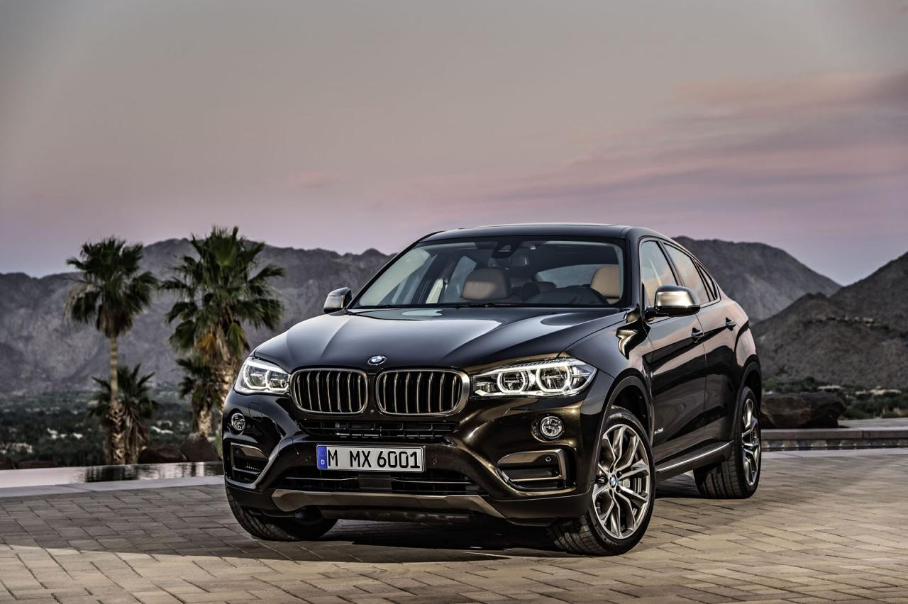 2015 bmw x6 crossover unveiled. Black Bedroom Furniture Sets. Home Design Ideas