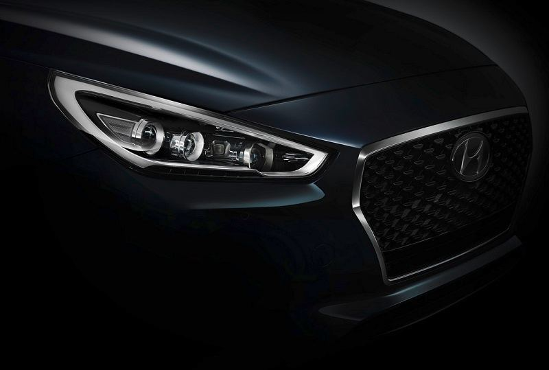 2017 Hyundai i30 India Headlamps