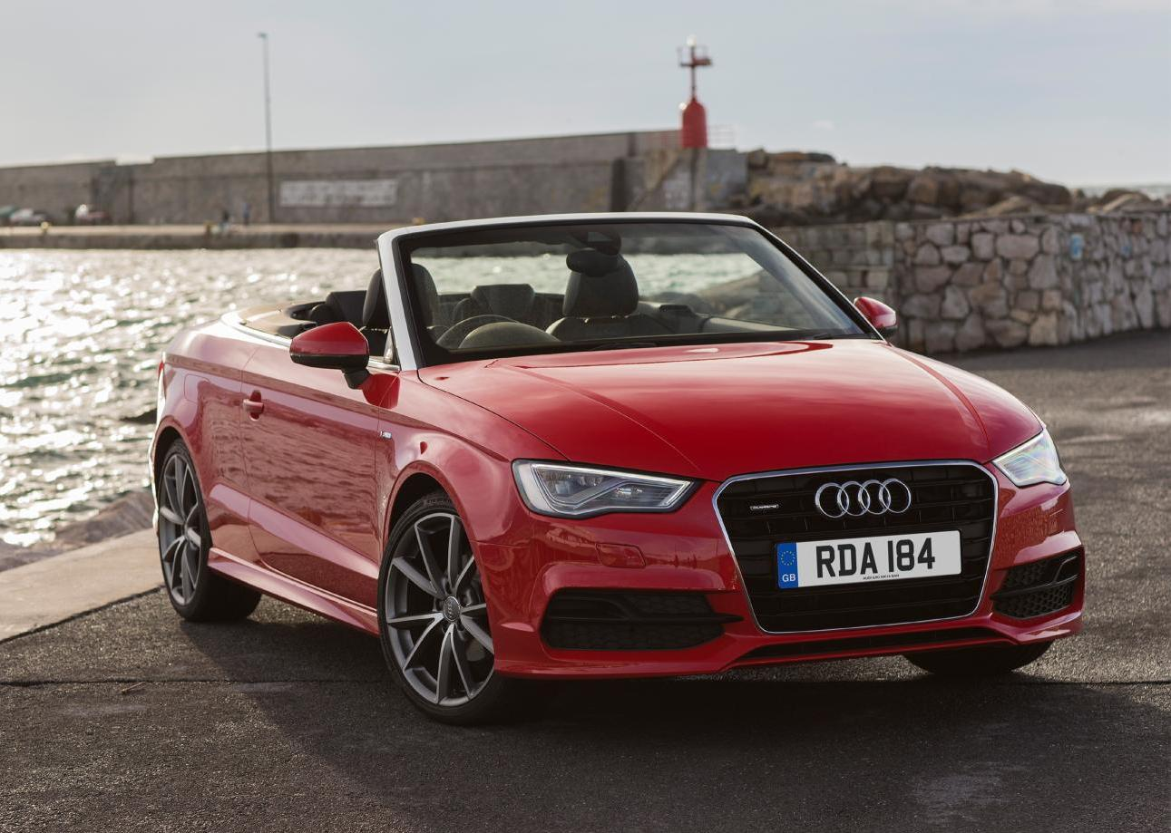 audi a3 cabriolet launched priced at rs lakh. Black Bedroom Furniture Sets. Home Design Ideas