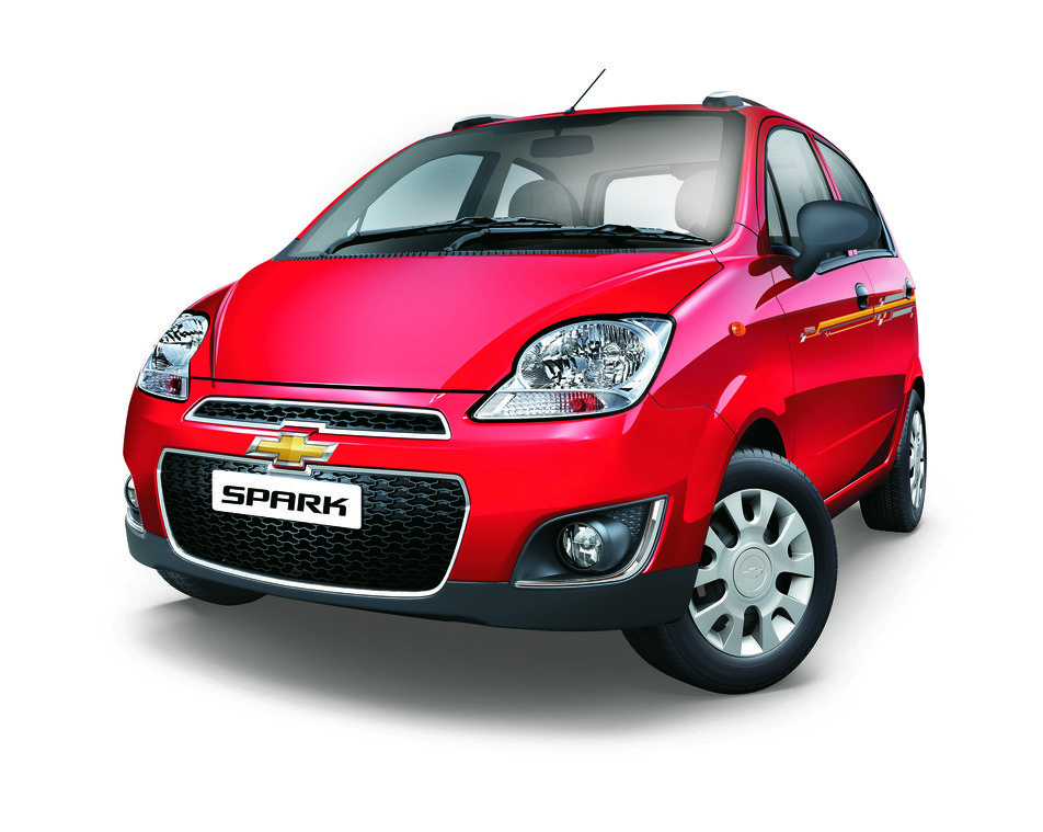 Chevrolet Spark Limited Edition