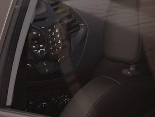 Ford Figo sedan interiors