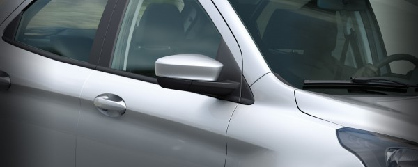 Ford Ka ORVMS and door handles