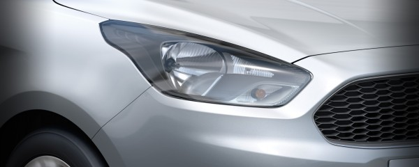 Ford Ka headlamps