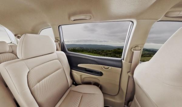 Honda Mobilio interior door trims
