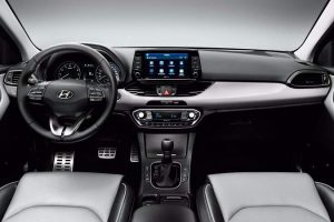Hyundai i30 Dashboard