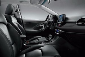 Hyundai i30 Interior black
