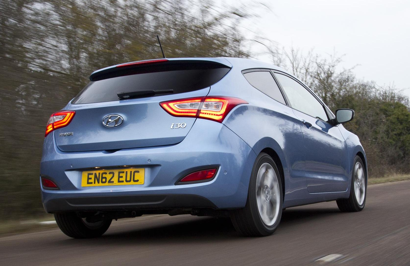 hyundai i30 rear side - india car news