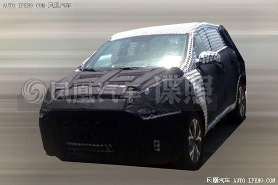 Hyundai ix5 based Kia SUV