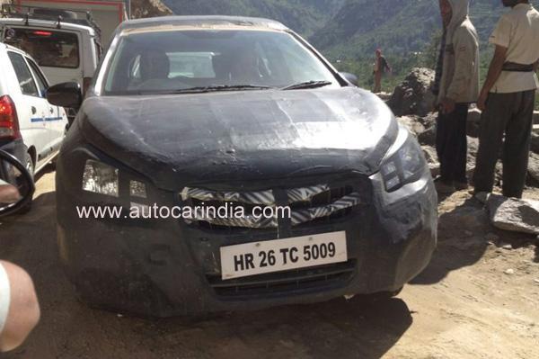 Maruti S-Cross SX4 front