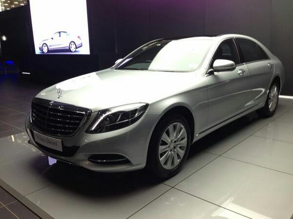 mercedes benz s class s 350 cdi diesel launched in india india car news. Black Bedroom Furniture Sets. Home Design Ideas