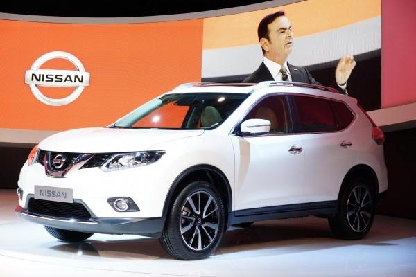 New Nissan X-Trail SUV