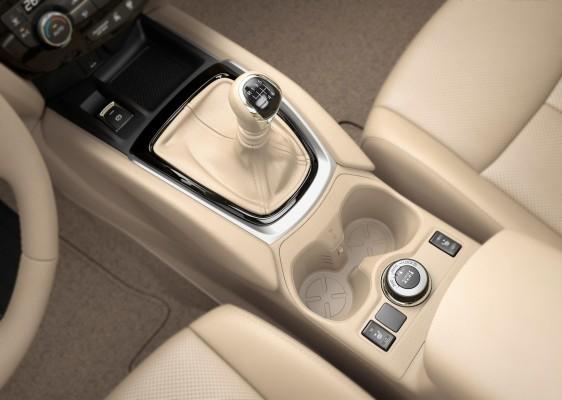 New Nissan X-Trail gearbox