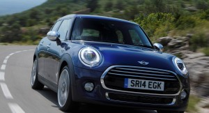 New five-door MINI