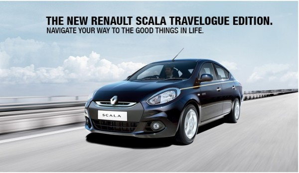 Renault Scala Travelogue Edition