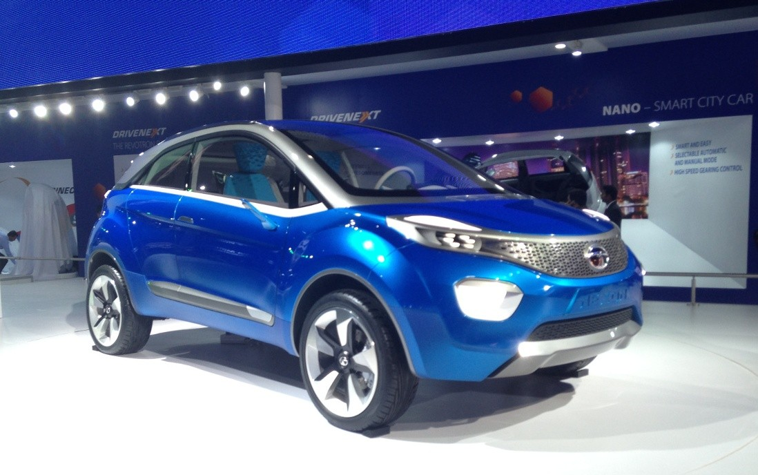A Coupe Like Profile For Tata Nexon Compact Suv Launch In