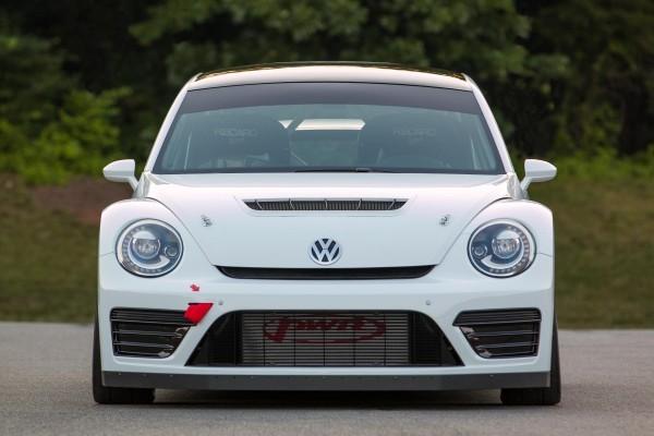 VW Beetle GRC Racecar front