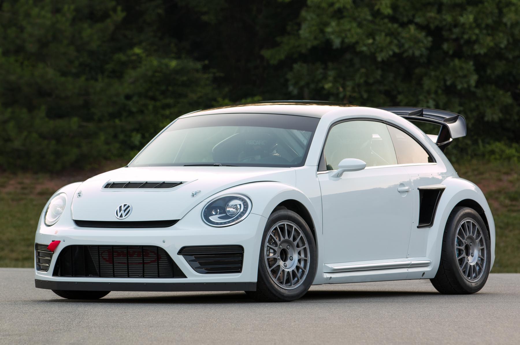 VW Beetle GRC Racecar