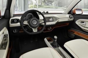 Volkswagen Taigun concept interior