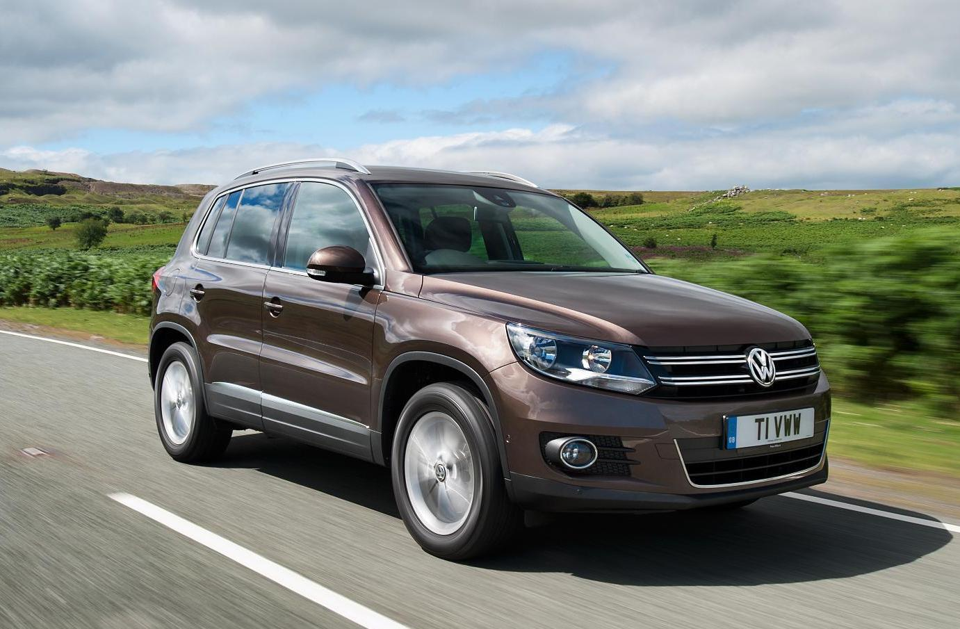 Volkswagen Tiguan SUV price, specs, photos & launch date ...