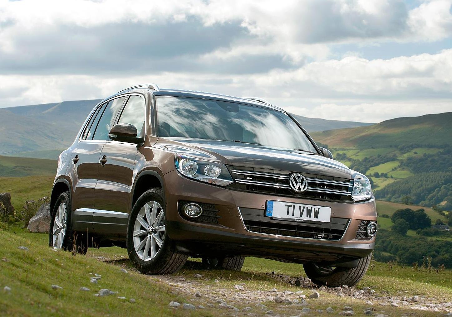 Volkswagen Tiguan Suv Price Specs Photos Amp Launch Date