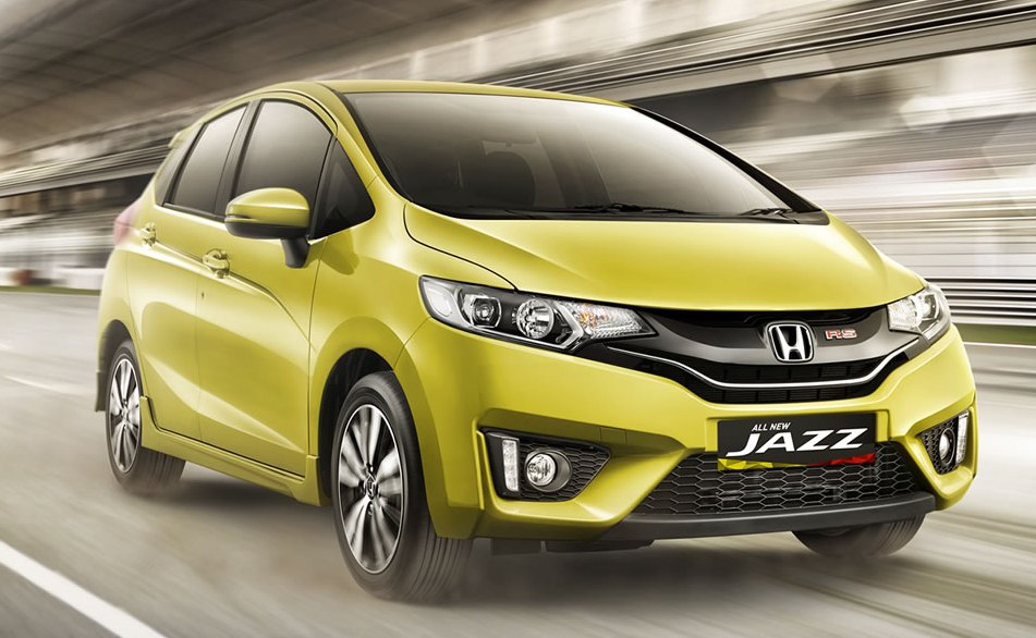 honda all new jazz - photo #2