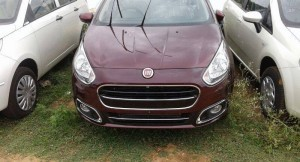 2014 Fiat Punto Evo facelift