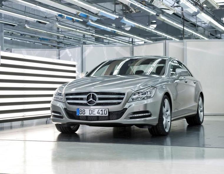 2014 Mercedes-Benz CLS 350