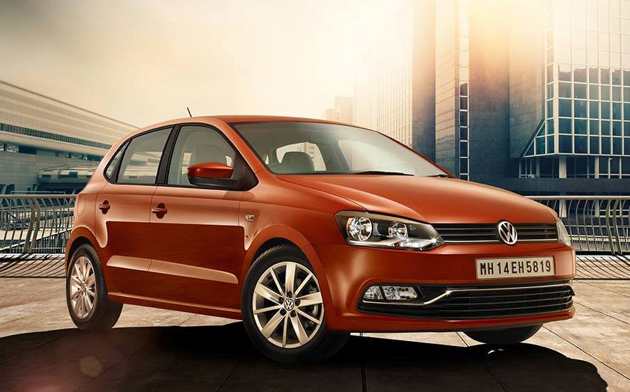 2014 Volkswagen Polo facelift