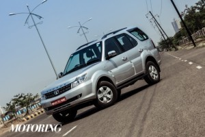 2015 Tata Safari Storme Front Side Front Profile Picture
