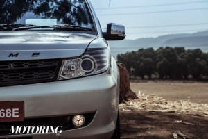 2015 Tata Safari Storme Headlamp Picture