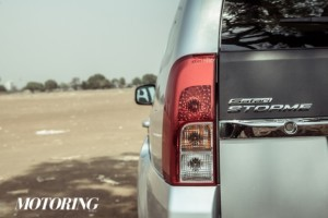 2015 Tata Safari Storme Tail Lamp Picture