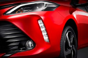 2017 Toyota Vios headlight