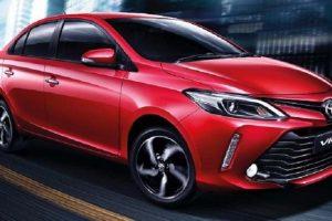 2017 Toyota Vios sedan - Upcoming Cars In India