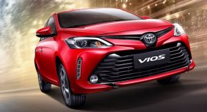 2017 Toyota Vios India