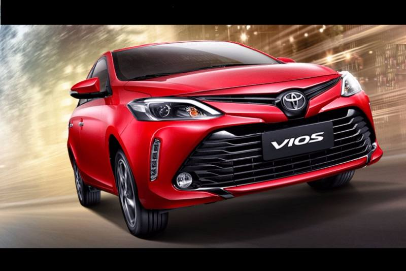 Upcoming cars under 15 lakhs - Vios