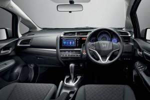 All-new Honda Jazz interiors