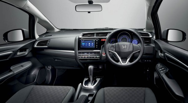 All-new Honda Jazz interiors