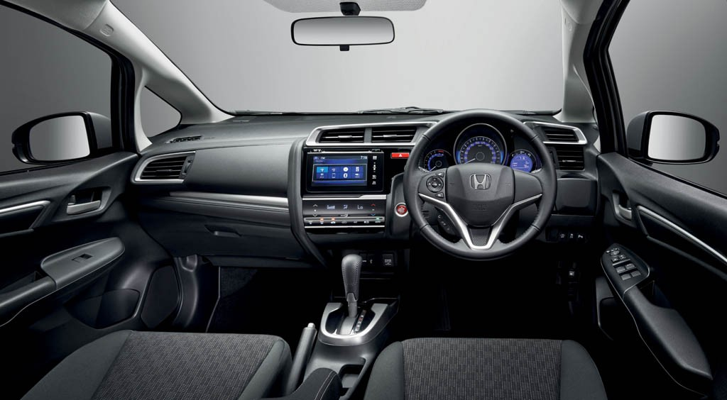 honda all new jazz - photo #1
