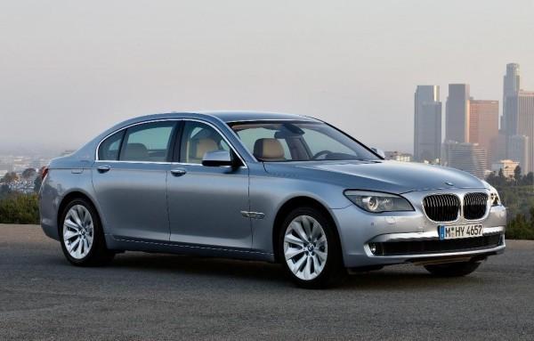 BMW 7-Series Active Hybrid
