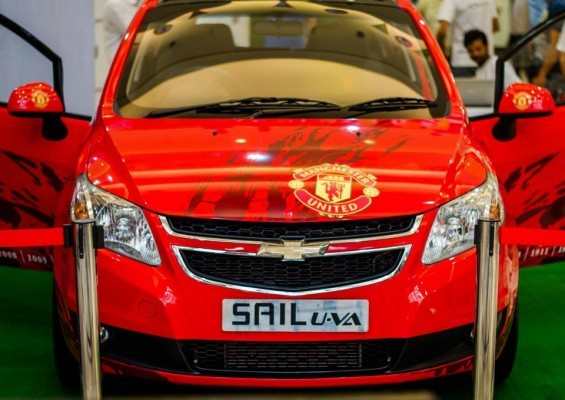 Chevrolet Sail U-VA Machester Edition