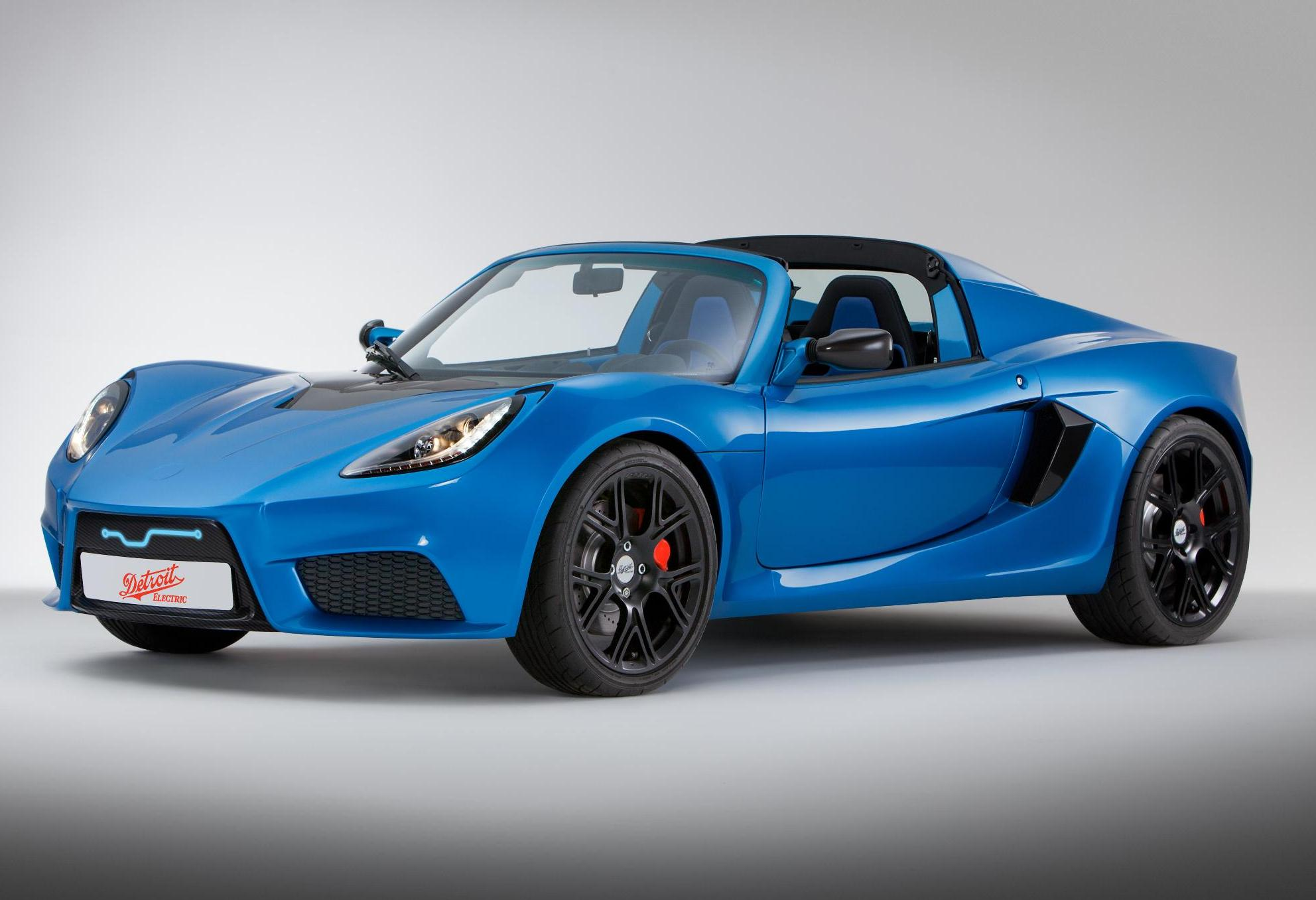 Detroit Electric To Develop World S Fastest Ev In Uk