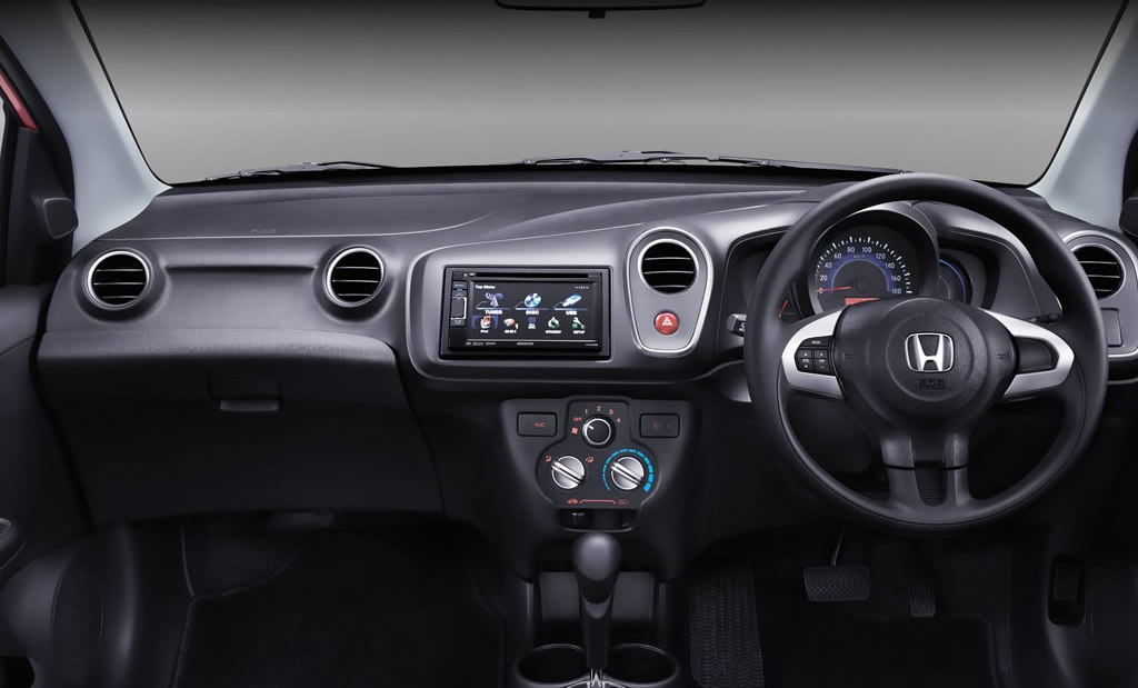Honda Mobilio Rs Interior India Car News